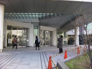 東京入管①2012.1.11