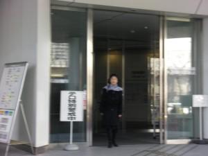 東京入管③2012.1.11