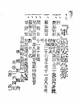 Advertisement in Mainichi Shinpo (Japanese and Korean-language newspaper published in Korea), 27   October 1944 edition