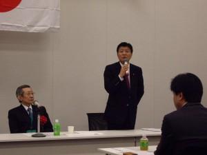 自民党 衆議院議員 新藤義孝 先生