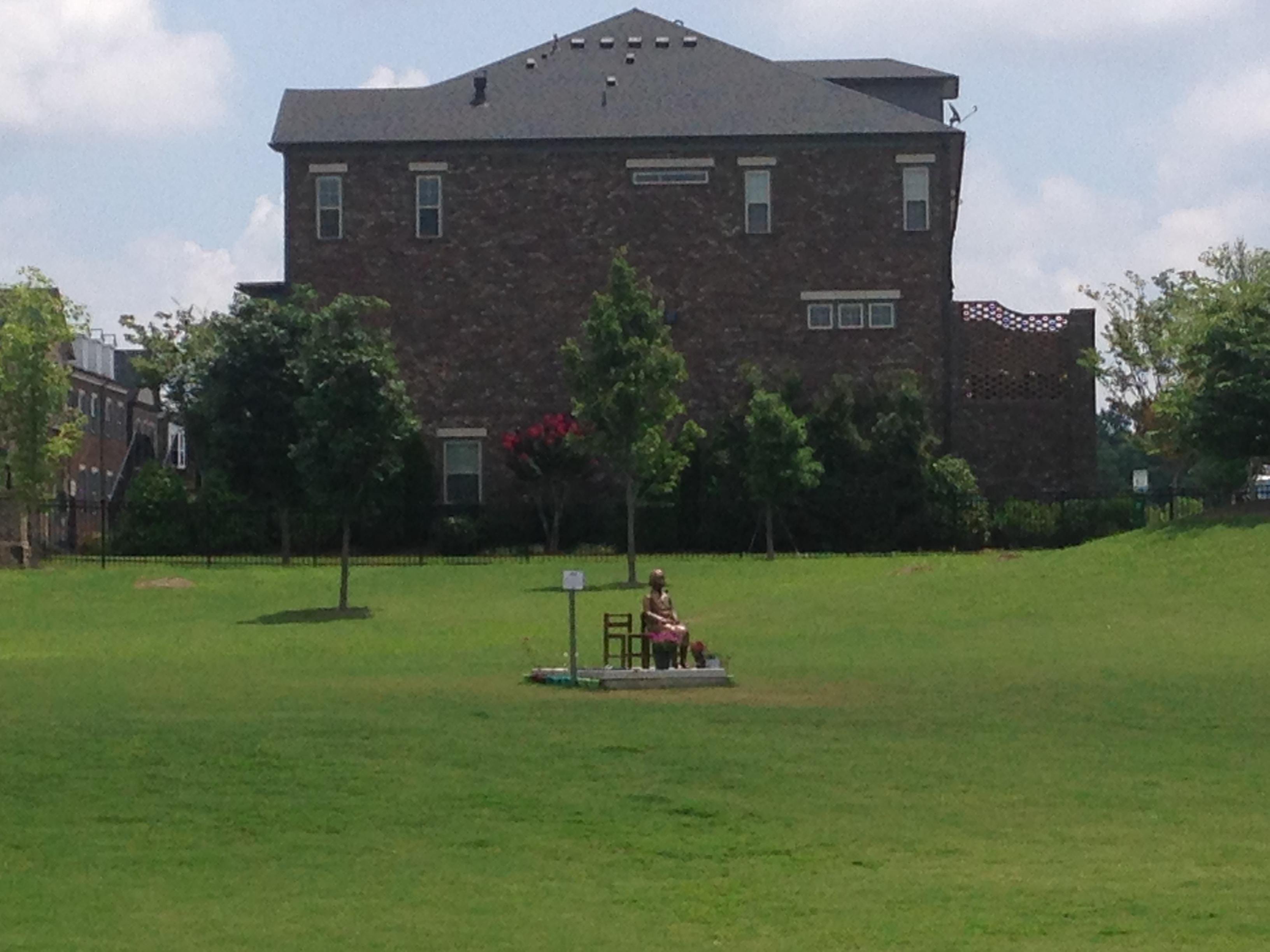 慰安婦像公園